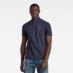 G-Star RAW® Dunda Polo Dark blue