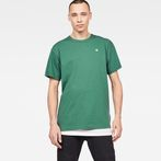 G-Star RAW® Dommic Loose T-Shirt Green model front
