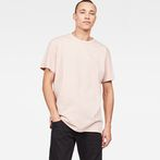 G-Star RAW® Dommic Loose T-Shirt Pink model front