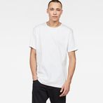 G-Star RAW® Motac-X Loose T-Shirt White model front