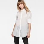 G-Star RAW® Deline Boyfriend Shirt White