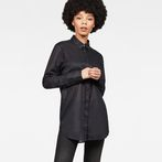 G-Star RAW® Deline Boyfriend Shirt Black