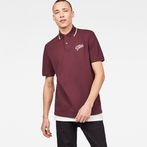G-Star RAW® 28 Art Polo Purple