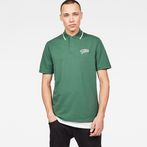 G-Star RAW® 28 Art Polo Green