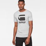 G-Star RAW® Drillon T-Shirt Grey model front