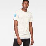 G-Star RAW® Tertil T-Shirt White model front