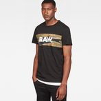 G-Star RAW® Tairi T-Shirt Black model front