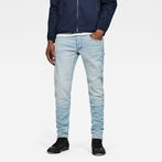 G-Star RAW® 3301 Deconstructed Slim Jeans Light blue