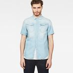 G-Star RAW® 3301 Straight Shirt Light blue