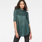 G-Star RAW® Deline Boyfriend Shirt Green