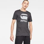 G-Star RAW® Drillon T-Shirt Black model front
