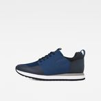 G-Star RAW® Deline II Sneakers Medium blue side view