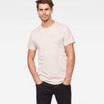 G-Star RAW® Rituum T-Shirt Pink model front