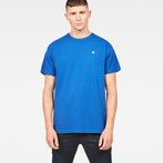 G-Star RAW® Dommic Loose T-Shirt Medium blue model front