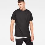 G-Star RAW® Dommic Loose T-Shirt Black model front