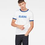 G-Star RAW® Xemoj Slim T-Shirt model front