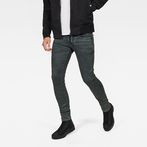 G-Star RAW® 3301 Deconstructed Skinny Colored Jeans Black