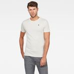 G-Star RAW® Daplin T-Shirt White model front