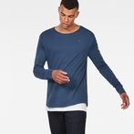 G-Star RAW® Starkon T-Shirt Dark blue model front