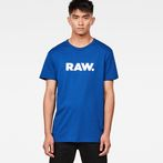 G-Star RAW® Holorn T-Shirt Medium blue model front