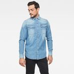 G-Star RAW® 3301 Straight Shirt Medium blue