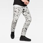 G-Star RAW® 5622 G-Star Elwood 3D Tapered Color Jeans Grey