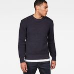 G-Star RAW® Jayvi Knit Black model front
