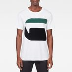 G-Star RAW® Bett T-Shirt White model front