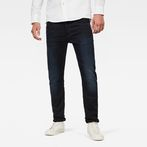 G-Star RAW® 3301 Low Waist Tapered Jeans Dark blue