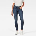 G-Star RAW® Lynn D-Mid Super Skinny Jeans Dark blue