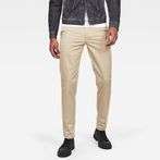 G-Star RAW® Bronson Slim Chino Beige model front