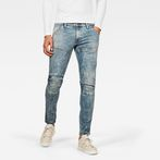 G-Star RAW® 5620 G-Star Elwood 3D Zip Knee Skinny Jeans Other