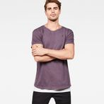 G-Star RAW® Starkon T-Shirt Purple model front