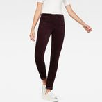 G-Star RAW® 3301 High Waist Skinny Colored Jeans Purple