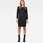 G-Star RAW® Motac Slim Denim Dress Black