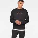G-Star RAW® Togrul Stor Sweat Black model front