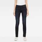 G-Star RAW® 3301 High Waist Skinny Jeans Dark blue