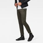 G-Star RAW® Bronson Slim Chino Green model front