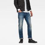 G-Star RAW® D-Staq 5-Pocket Straight Jeans Dark blue