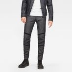 G-Star RAW® Motac Deconstructed 3D Slim Jeans Grey
