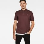 G-Star RAW® Dunda Polo Purple model front