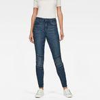 G-Star RAW® Motac Deconstructed 3D High Waist Skinny Jeans Medium blue