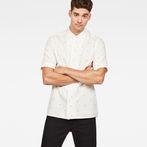 G-Star RAW® Core Straight Service Shirt White