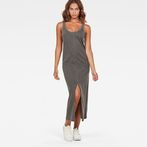 G-Star RAW® Tairi Tank Dress Black model front