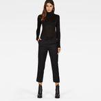 G-Star RAW® Bronson Jog Pants Black model front