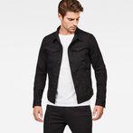 G-Star RAW® Motac Sec Slim Jacket Black model front