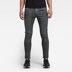 G-Star RAW® 5620 3D Zip Knee Super Slim Jeans Grey