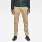 G-Star RAW® 5622 Worker 3D Straight Colored Jeans Brown