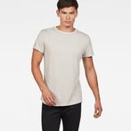 G-Star RAW® Starkon Stripe T-Shirt Grey model front