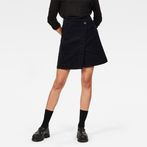 G-Star RAW® 5621 Wrap Skirt Dark blue